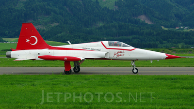 70-3039 - Canadair NF-5A Freedom Fighter - Turkey - Air Force