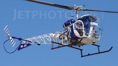 VH-KHJ - Bell 47G - Private