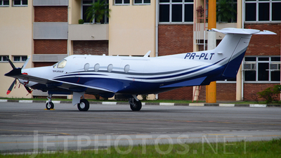 PR-PLT - Pilatus PC-12/47E - Private
