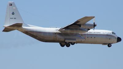 KAF325 - Lockheed L-100-30 Hercules - Kuwait - Air Force