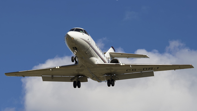 CS-DRJ - Raytheon Hawker 800XP - NetJets Europe