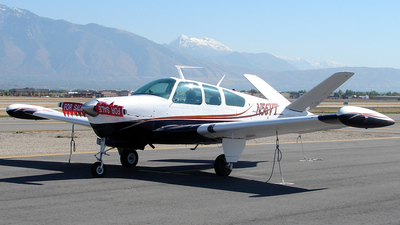 N56VT - Beechcraft G35 Bonanza - Private