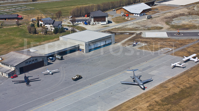 LSZS - Airport - Airport Overview
