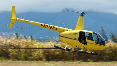 N525MD - Robinson R44 Raven II - Private