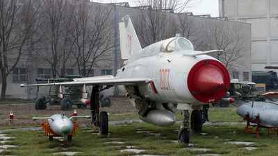 2007 - Mikoyan-Gurevich MiG-21R Fishbed H - Romania - Air Force