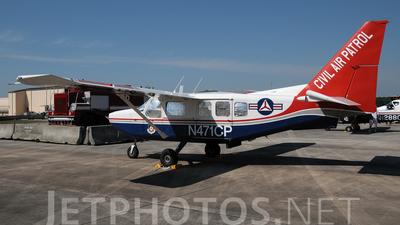 A picture of N471CP - Gippsland GA8 - Civil Air Patrol - © Agustin Anaya