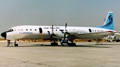 3D-SBQ - Ilyushin IL-18D - Air Cess