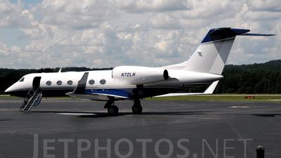 A picture of N72LN - Gulfstream G450 - [4144] - © Agustin Anaya