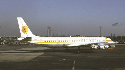 N45191 - Douglas DC-8-61 - National Airlines
