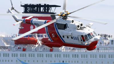 1012 - Mil Mi-14 Haze - Poland - Navy