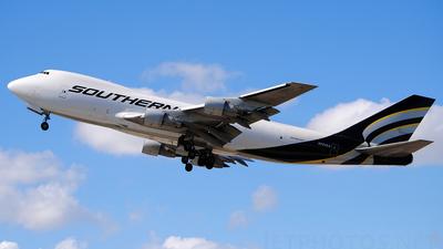 A picture of N704SA - Boeing 7472B5F(SCD) - [24195] - © Carlos L.