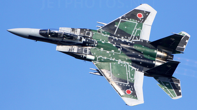 82-8091 - McDonnell Douglas F-15DJ Eagle - Japan - Air Self Defence Force (JASDF)