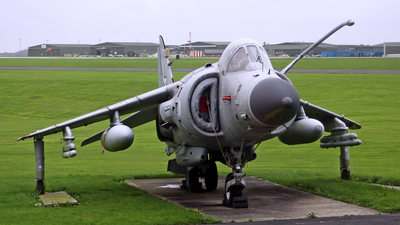 ZD611 - Hawker Siddeley Sea Harrier F/A.2 - United Kingdom - Royal Navy