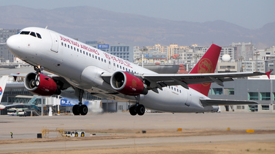 B-6298 - Airbus A320-214 - Juneyao Airlines