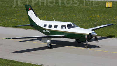 HB-PPC - Piper PA-46-350P Malibu Mirage - Private
