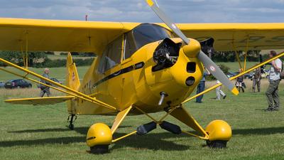 A picture of GBSDK - Piper J5A Cub Cruiser - [5175] - © Brian Whitelegg