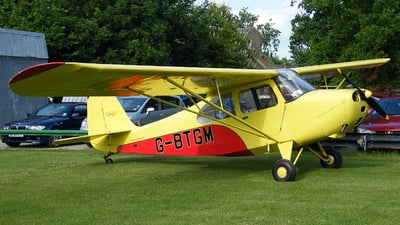 G-BTGM - Aeronca 7AC Champion - Private