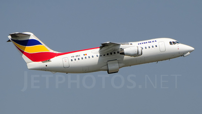 YR-BEC - British Aerospace BAe 146-200A - Romavia