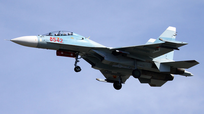 8542 - Sukhoi Su-30MK2 - Vietnam - Air Force
