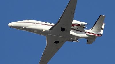 A picture of N695QS - Cessna 560XL Citation Excel - NetJets - © Kaz T