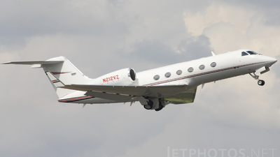 N212VZ - Gulfstream G400 - Private