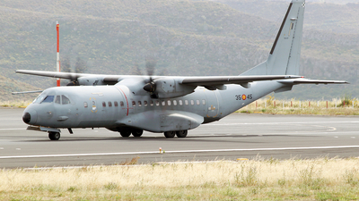 T.21-07 - CASA C-295M - Spain - Air Force