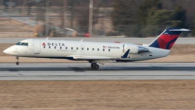 N8409N - Bombardier CRJ-200LR - Delta Connection (Endeavor Air)