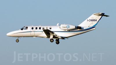I-OMRA - Cessna 525A CitationJet 2 - Private