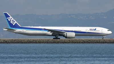 JA783A - Boeing 777-381ER - All Nippon Airways (ANA)
