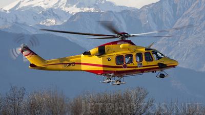 I-GREI - Agusta-Westland AW-139 - Air Green