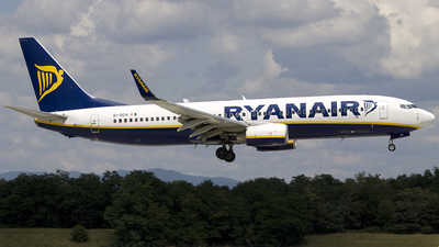 EI-DCH - Boeing 737-8AS - Ryanair