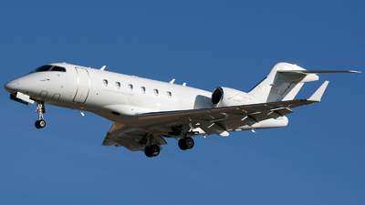 N552XJ - Bombardier BD-100-1A10 Challenger 300 - Private