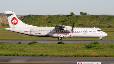 OY-RTF - ATR 72-202 - Cimber Sterling Airlines