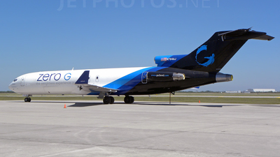 N794AJ - Boeing 727-227(Adv)(F) - Zero G (Amerijet International)