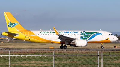 RP-C3273 - Airbus A320-214 - Cebu Pacific Air