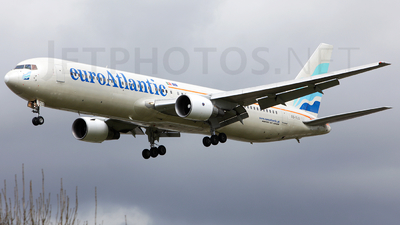 CS-TLO - Boeing 767-383(ER) - EuroAtlantic Airways