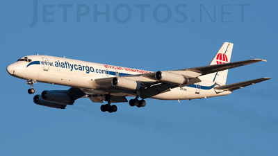 ZS-OSI - Douglas DC-8-62H(F) - African International Airways