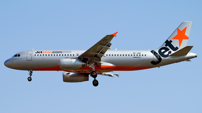 9V-JSD - Airbus A320-232 - Jetstar Asia Airways
