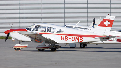 A picture of HBOMS - Piper PA28180 - [287305437] - © Andreas Petri