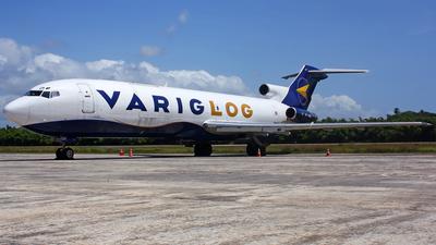 PP-VQV - Boeing 727-243(Adv)(F) - Varig Log