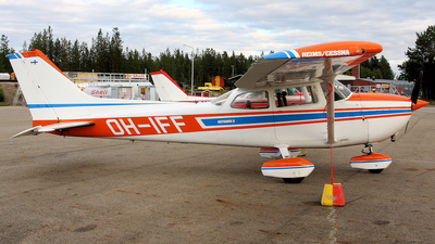 OH-IFF - Reims-Cessna F172N Skyhawk II - Private