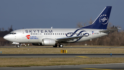 OK-XGE - Boeing 737-55S - CSA Czech Airlines