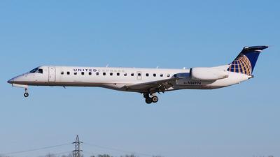 N14974 - Embraer ERJ-145LR - United Express (ExpressJet Airlines)