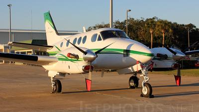 A picture of N44GP - Beech C90A King Air - [LJ1208] - © Alvaro Angarita