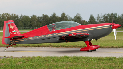 JY-RFA - Extra 300L - Royal Jordanian Falcons