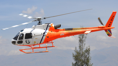 FAB-457 - Eurocopter AS 350B3 Ecureuil - Bolivia - Air Force