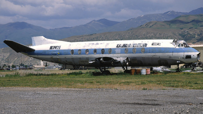 Vickers Viscount 745D - United Airlines