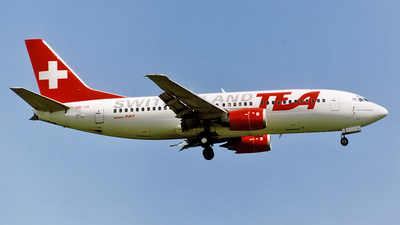 HB-IIA - Boeing 737-3M8 - TEA Switzerland