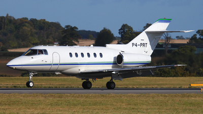 P4-PRT - Hawker Beechcraft 800XP - Daidalos Aviation