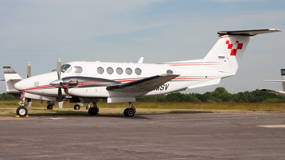 G-OMSV - Beechcraft B200GT Super King Air - Private